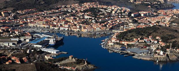 Port port vendres toutes les informations sur le port - Meteo marine de cerbere a port camargue ...