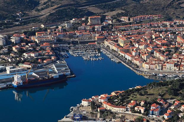 Port port vendres toutes les informations sur le port - Restaurant le france port vendres ...