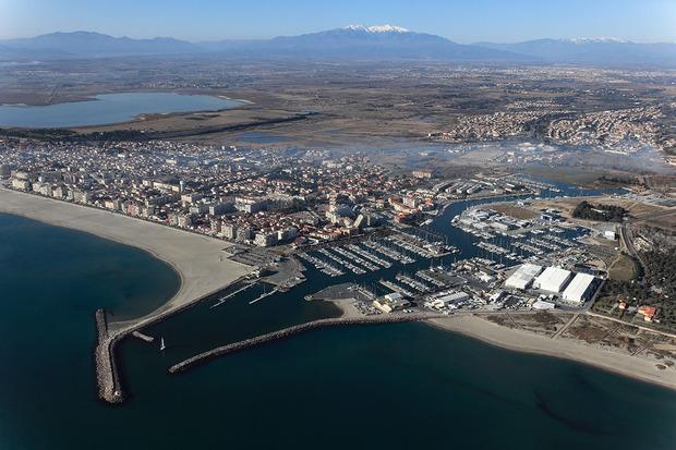 Port canet en roussillon toutes les informations sur le port - Office du tourisme de canet en roussillon 66140 ...