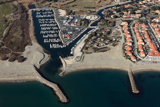Port sainte marie la mer toutes les informations sur le port - Office de tourisme sainte marie la mer ...