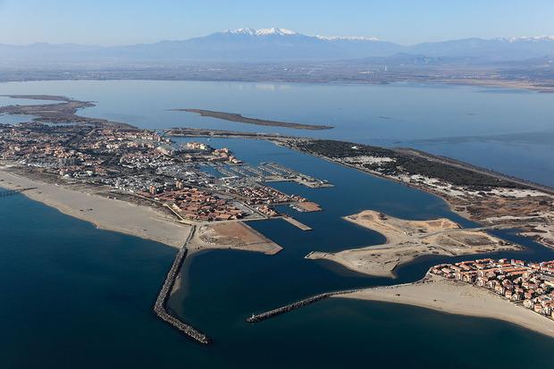 Port port leucate toutes les informations sur le port - Meteo marine de cerbere a port camargue ...
