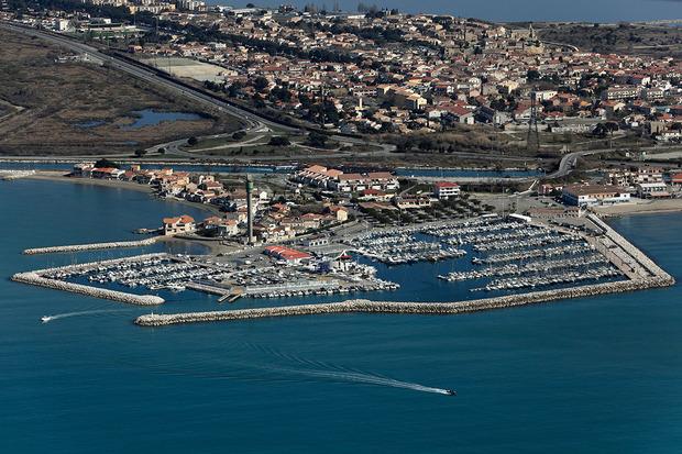 Port fos sur mer saint gervais toutes les informations - Meteo marine port camargue saint raphael ...