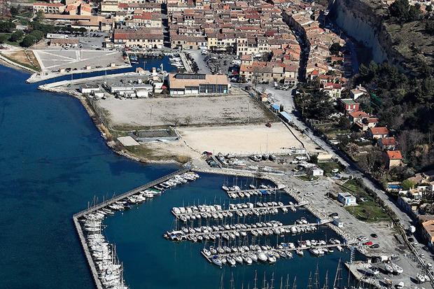 Port saint chamas toutes les informations sur le port - Meteo marine port camargue saint raphael ...