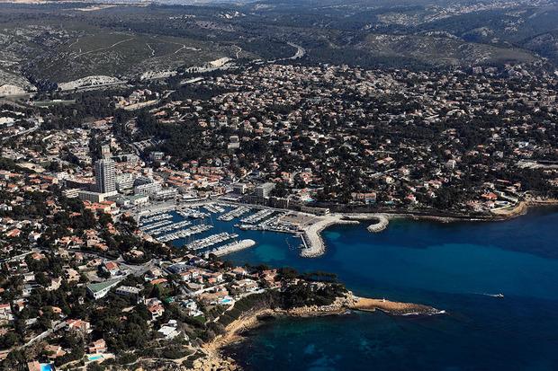 Port carry le rouet toutes les informations sur le port - Meteo marine de cerbere a port camargue ...