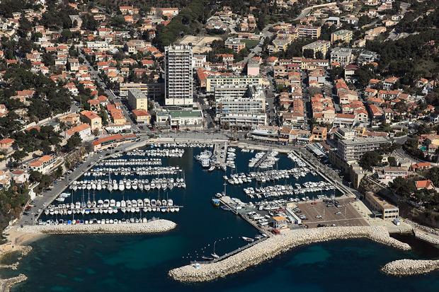 Port carry le rouet toutes les informations sur le port - Office tourisme carry le rouet ...