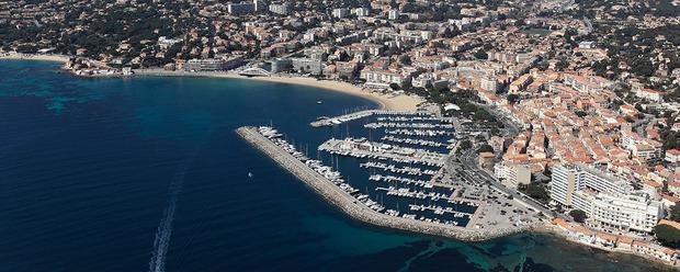 Port sainte maxime toutes les informations sur le port - Meteo marine port camargue saint raphael ...