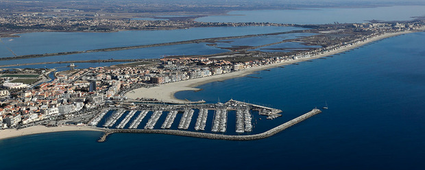 Port palavas les flots toutes les informations sur le port - Office du tourisme les saintes maries de la mer ...