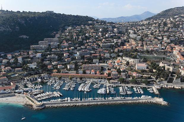 Port villefranche sur mer toutes les informations sur le port - Office de tourisme villefranche ...