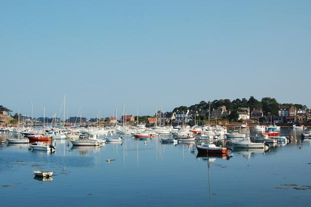 Port perros guirec toutes les informations sur le port - Meteo marine port camargue saint raphael ...