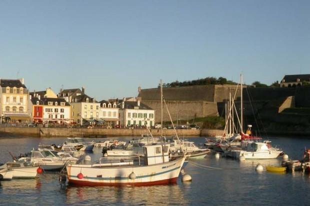 Port le palais toutes les informations sur le port - Office de tourisme de belle ile en mer ...
