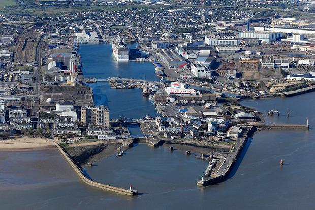 Port saint nazaire toutes les informations sur le port - Office de tourisme de st nazaire ...