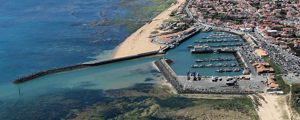 photo decouvrir un port