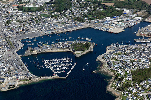 Port concarneau toutes les informations sur le port - Meteo marine de cerbere a port camargue ...