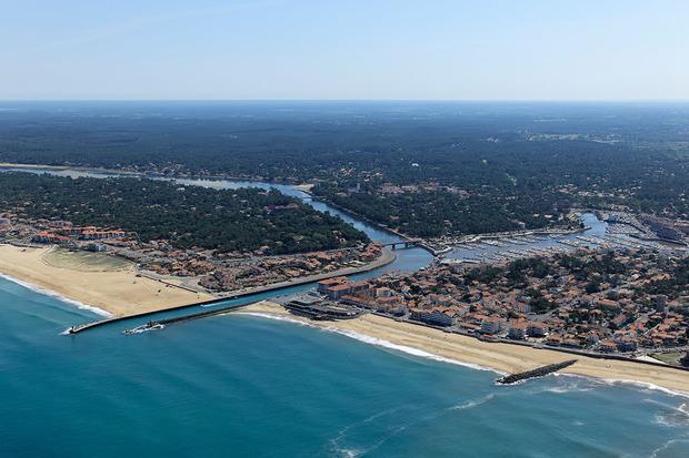 Port capbreton toutes les informations sur le port - Office du tourisme hossegor ...