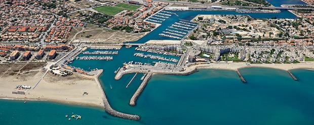 Port port barcar s toutes les informations sur le port - Port leucate office du tourisme ...