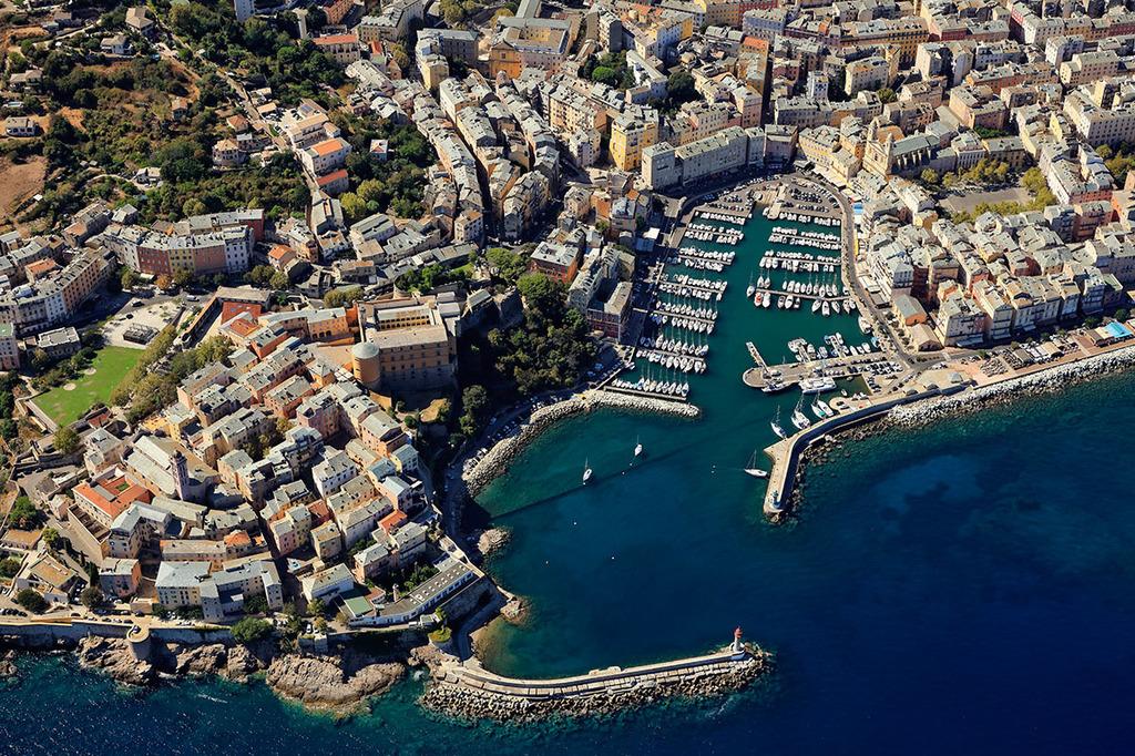 Port bastia toutes les informations sur le port - Vieux port bastia ...