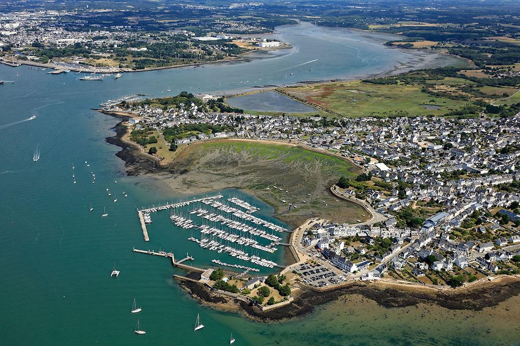 Port Locmiqulic Toutes Les Informations Sur Le Port