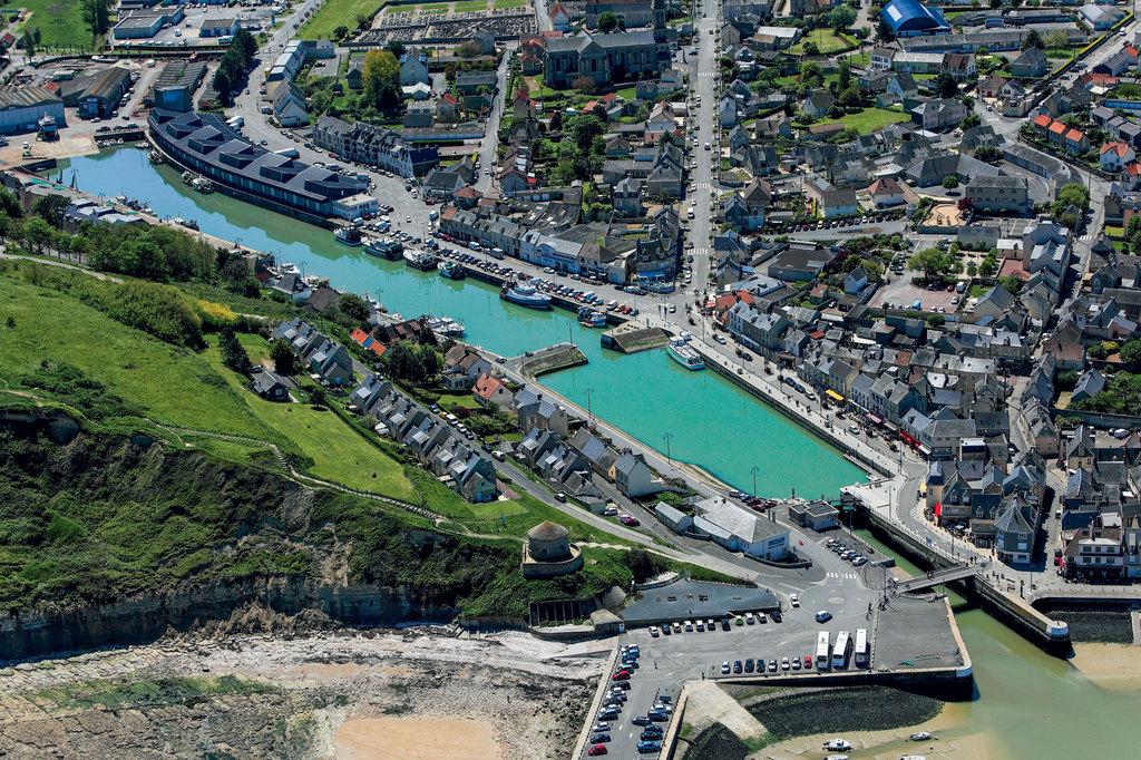 Port port en bessin toutes les informations sur le port - Meteo marine de cerbere a port camargue ...
