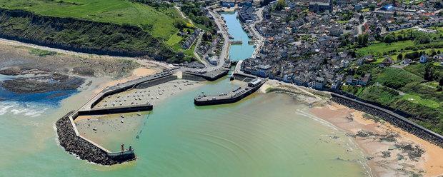 Port port en bessin toutes les informations sur le port - Poissonnerie port en bessin ...