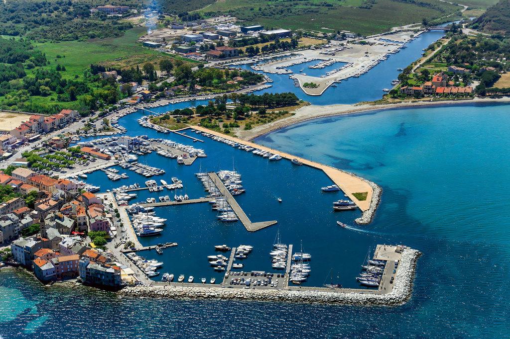 Port saint florent toutes les informations sur le port - Meteo marine port camargue saint raphael ...