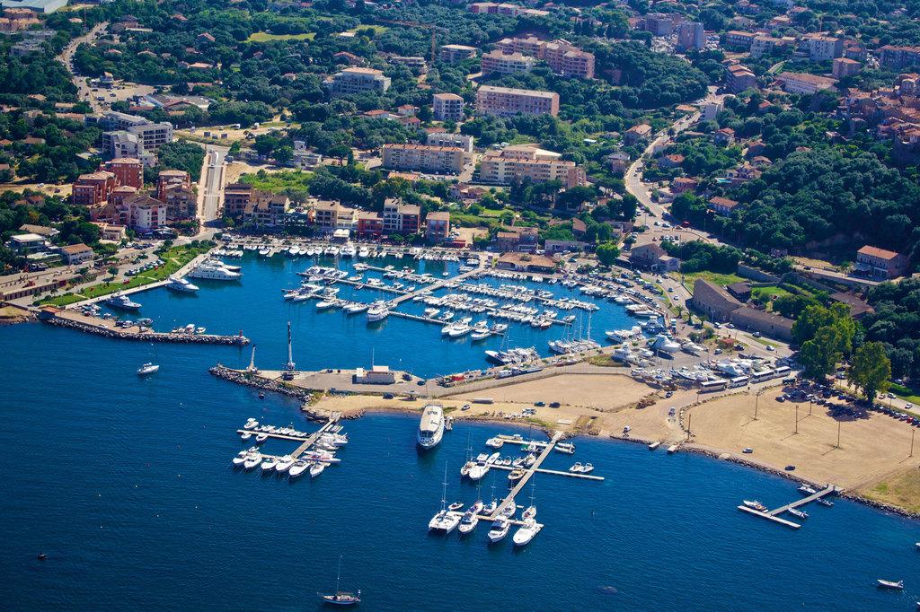 Port porto vecchio toutes les informations sur le port - Meteo marine de cerbere a port camargue ...
