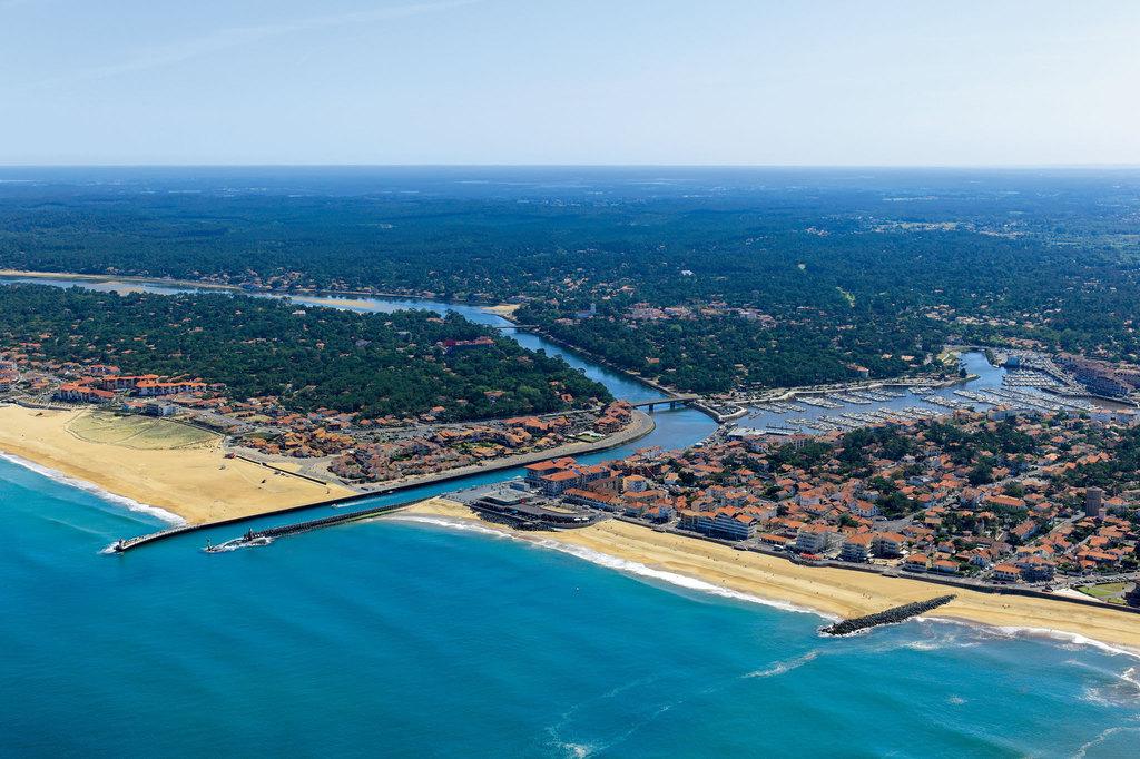 Port capbreton toutes les informations sur le port - Office de tourisme capbreton ...