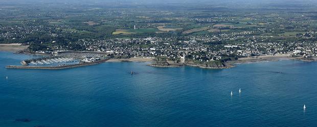 M t o plage saint quay portrieux manche pr visions - Port de saint quay portrieux ...
