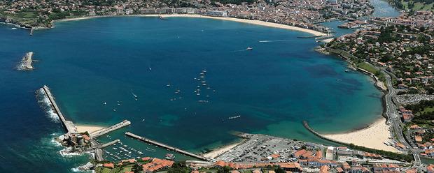 M t o plage saint jean de luz oc an atlantique - Meteo saint jean pied de port 12 jours ...
