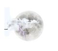 Peu nuageux, faible tendance orageuse