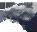 Pluie et neige mêlées intermittentes, ou averses