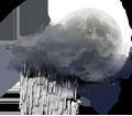 Fortes averses ou pluie forte intermittente
