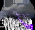 Pluies ou averses orageuses