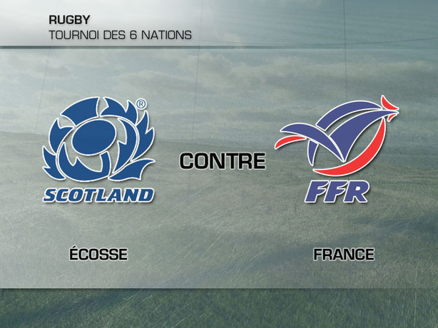 match rugby france ecosse