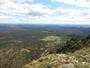 Panorama du mont bouquet