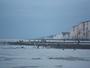 Grandes mar�es ao�t 2015: p�cheurs � pied � mar�e basse