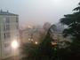 La brume...