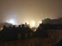 Brouillard encore pr�sent