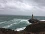 Entr�e du goulet de Brest � hauteur du phare du Petit Minou