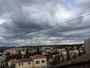 Bougeonnement  de nuages pr�mice des intemp�ries du sud est
