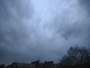 Gris,pluies et du vent ce matin en Alsace bossue.(Douceur)