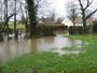 Le niveau de l'eau commence � �tre inqui�tant par rapport aux habitations !