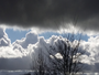 Sous les nuages