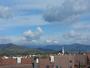 Vue de Colmar sur les Vosges