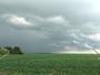 L' orage arrive