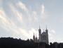 Crini�re de nuage dans le ciel de lyon