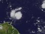 La Martinique frappée par la tempête Harvey