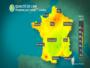 Nuage de cendres en France : qualité de l'air dégradée