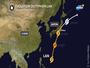 Typhon LAM : le Japon et Tokyo en alerte