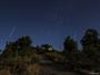 Pic d'étoiles filantes Géminides cette nuit
