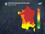 Allergies et météo : explosion de pollens